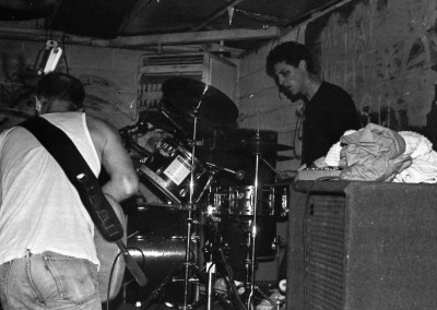 Near Death Experience live at the Outhouse Sat Dec 7, 1985 - 04 by Jason Willis