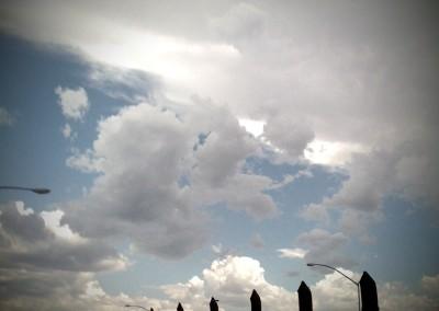 Overcast Tucson by Jason Willis