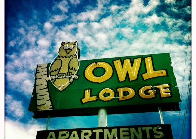 Owl Lodge Apartments