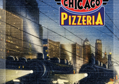 Rocco's Little Chicago Pizzeria - Menu 01 by Jason Willis