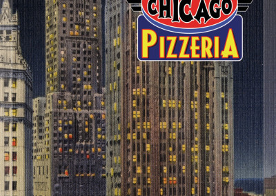 Rocco's Little Chicago Pizzeria - Menu 04 by Jason Willis