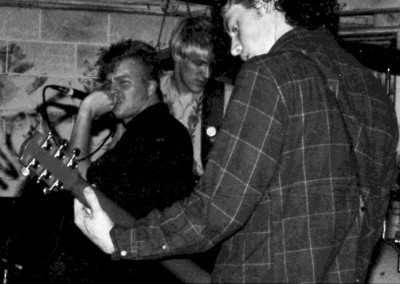 Short Notice live at the Heartland Skaters benefit show at the Outhouse, Sat Feb 8, 1986 - 02 by Jason Willis