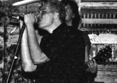 Short Notice live at the Outhouse, Sat Dec 7, 1985 - 04 by Jason Willis