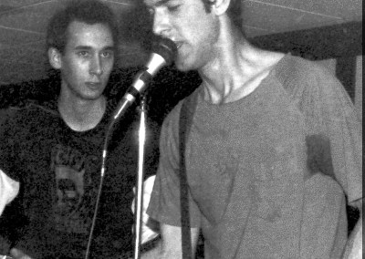 The Micronotz live at Burge Union in Lawrence, KS, Fri Jan 24, 1986 - 03 by Jason Willis