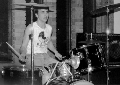 The Micronotz live at Burge Union in Lawrence, KS, Fri Jan 24, 1986 - 17 by Jason Willis