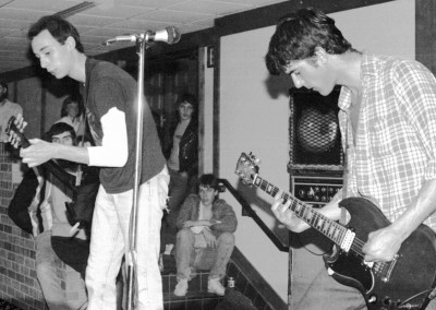 The Micronotz live at Burge Union in Lawrence, KS, Fri Jan 24, 1986 - 22 by Jason Willis