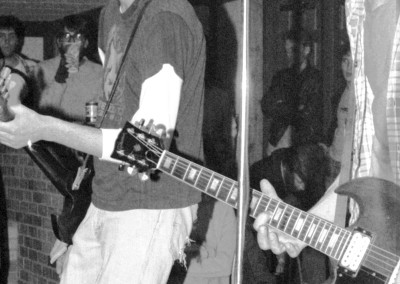 The Micronotz live at Burge Union in Lawrence, KS, Fri Jan 24, 1986 - 26 by Jason Willis