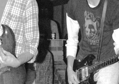 The Micronotz live at Burge Union in Lawrence, KS, Fri Jan 24, 1986 - 28 by Jason Willis