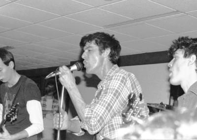 The Micronotz live at Burge Union in Lawrence, KS, Fri Jan 24, 1986 - 32 by Jason Willis