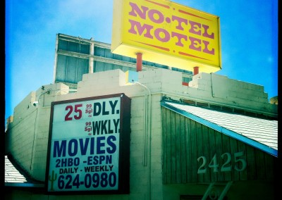The No-Tel Motel is Open for Business