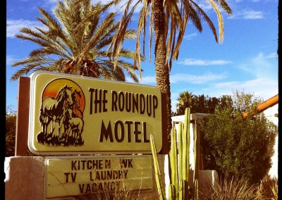 The Roundup Motel