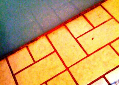 Tub Tile Terrycloth by Jason Willis