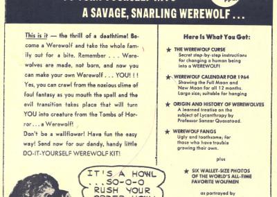Vintage Monster Magazine Ad 02