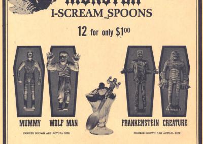 Vintage Monster Magazine Ad 03