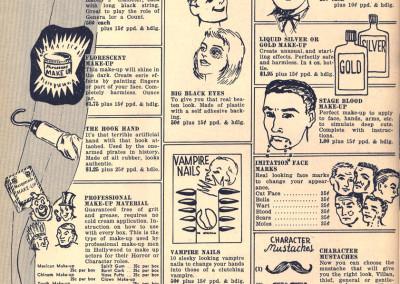 Vintage Monster Magazine Ad 07