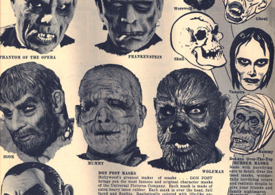 Vintage Monster Magazine Ad 08