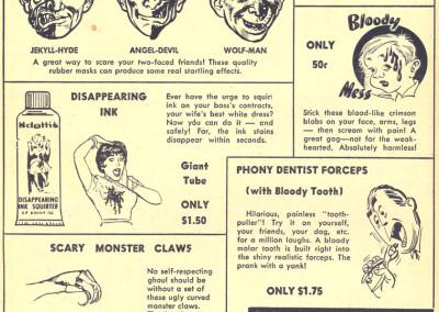 Vintage Monster Magazine Ad 10