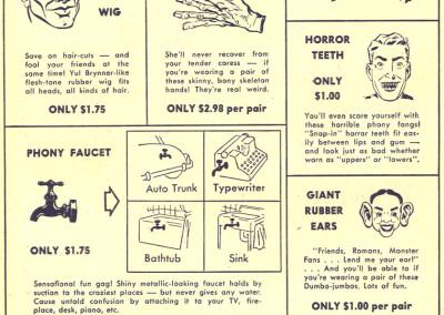 Vintage Monster Magazine Ad 35