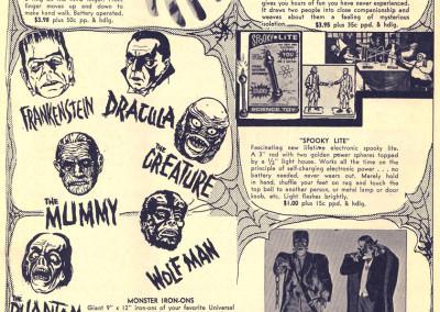 Vintage Monster Magazine Ad 37