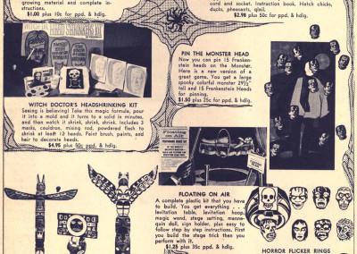 Vintage Monster Magazine Ad 38