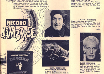 Vintage Monster Magazine Ad 41