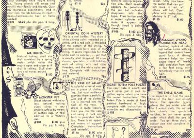 Vintage Monster Magazine Ad 42