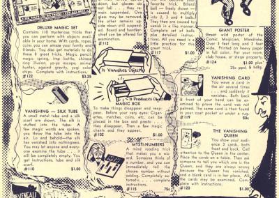 Vintage Monster Magazine Ad 43