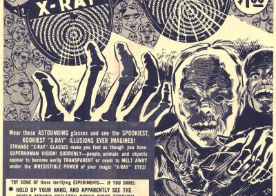 Vintage Monster Magazine Ad 46