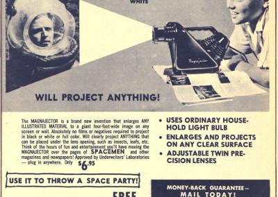 Vintage Monster Magazine Ad 55