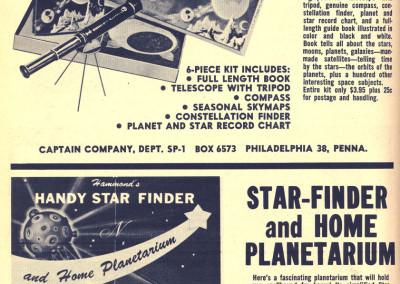 Vintage Monster Magazine Ad 56