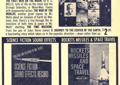 Vintage Monster Magazine Ad 57