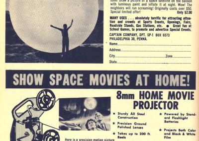 Vintage Monster Magazine Ad 58