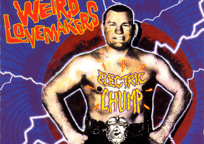 Weird Lovemakers - Electric Chump - CD Cover Front Cover (Gouramie, 1996)