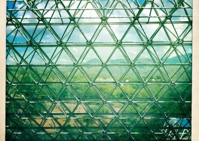 iPhone Hipstamatic: Biosphere II - 03 by Jason Willis