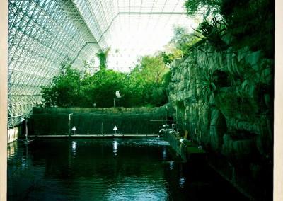 iPhone Hipstamatic: Biosphere II - 10 by Jason Willis