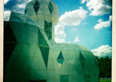 iPhone Hipstamatic: Biosphere II - 20 by Jason Willis