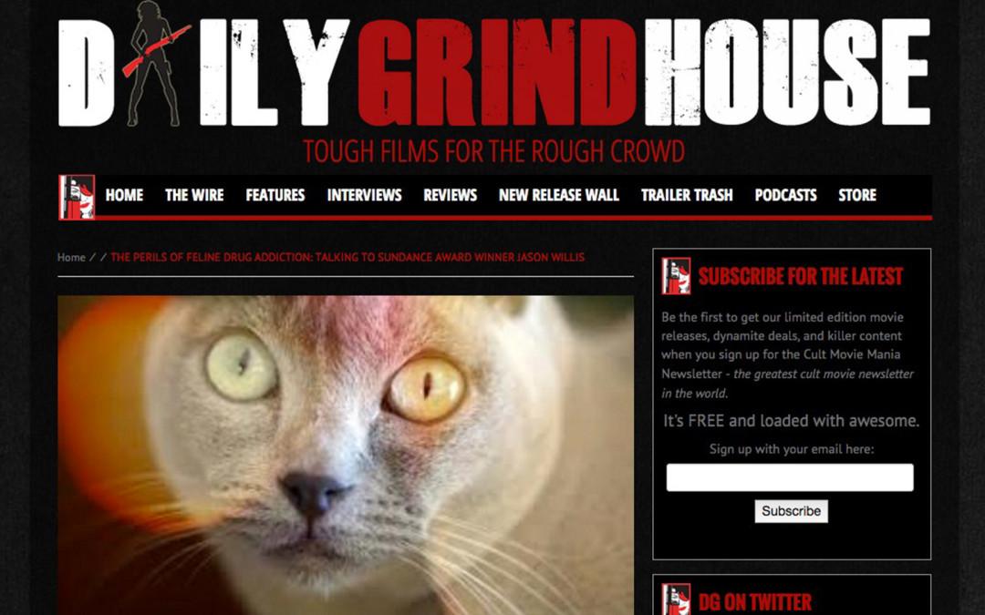 Interview: Daily Grindhouse – Talking to Sundance Award Winner Jason Willis