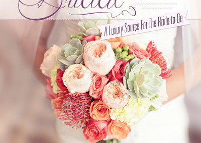 "La Encantada - ""Bridal Soiree"" Signage"