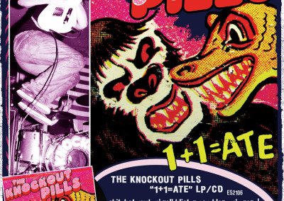 Knockout Pills - 1+1=ATE - Ad (2004) by Jason Willis