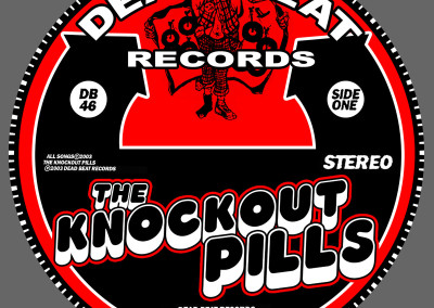 Knockout Pills - S/T - CD (2003) by Jason Willis