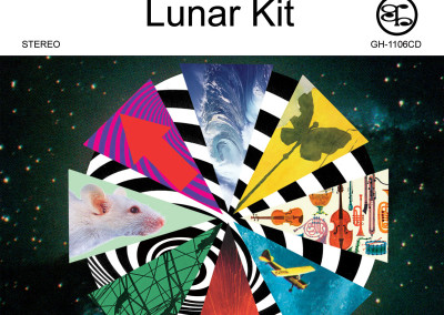 Resonars - Lunar Kit - LP Front (Get Hip, 2002) by Jason Willis