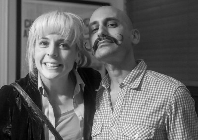 Stand Up Comedy Living Room Show - Maria Bamford and Giovanni Dominice