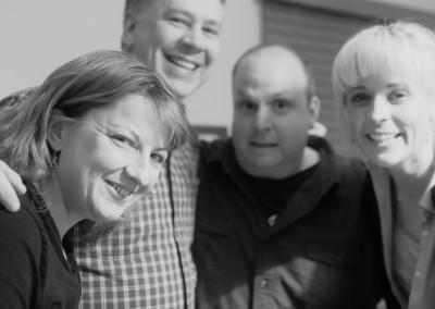Stand Up Comedy Living Room Show - Jackie Kashian, Bob, Noah, Maria Bamford