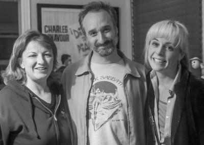 Stand Up Comedy Living Room Show - Jackie Kashian, Jason Willis, Maria Bamford