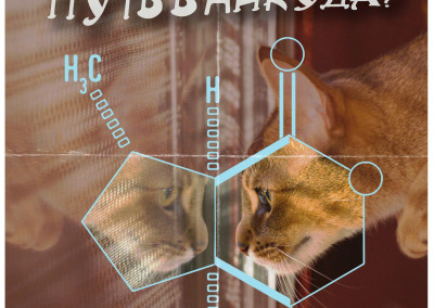 Catnip: Egress to Oblivion - Russian One Sheet Poster