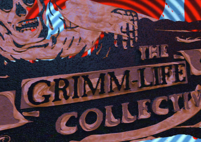 The Grimm-Life Collective - 3D Motion Graphics Video Intro 01