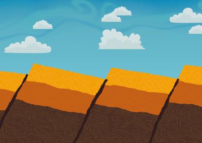 Mt Lemmon Science Tour - Motion Graphics - Basin Range 02