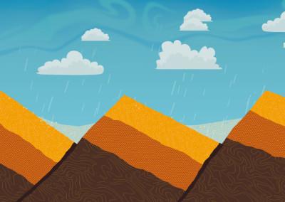 Mt Lemmon Science Tour - Motion Graphics - Basin Range 03