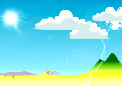 Mt Lemmon Science Tour - Motion Graphics - Arizona Monsoon 03