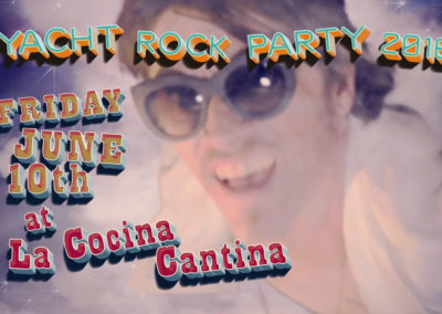 Yacht Rock Party 2016 Promo Video - Scene 06
